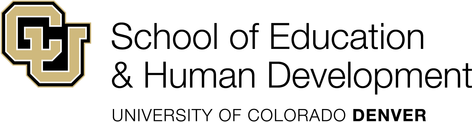 University of Colorado, Denver, School of Education and Human Development logo