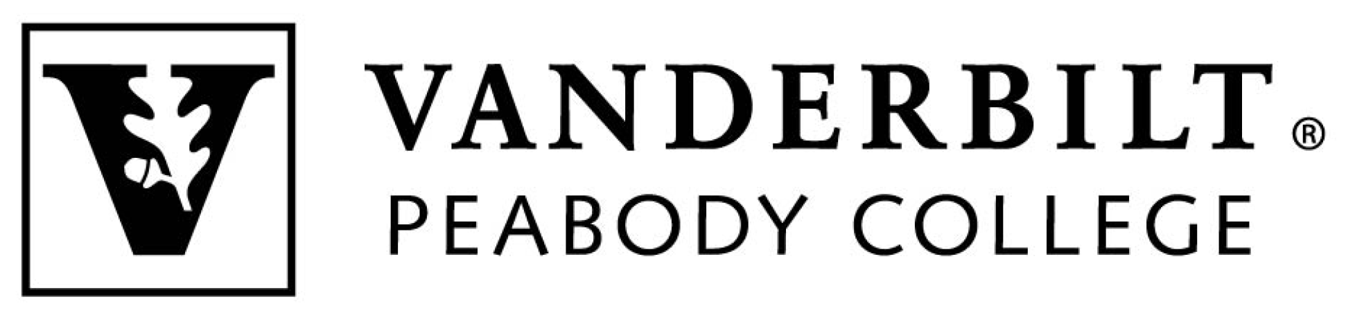 Vanderbilt University, Peabody College logo