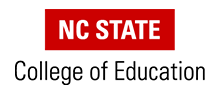 NC State College of Education logo