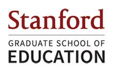 Logo: Stanford College of Education